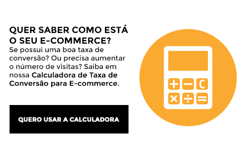 Calcule a taxa de conversao do seu e-commerce