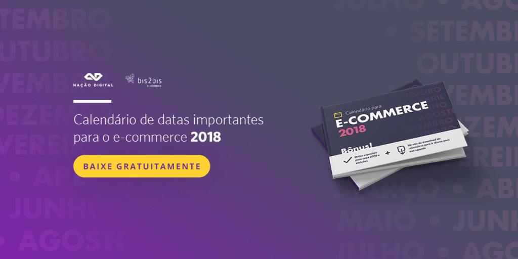 calendário para e-commerce