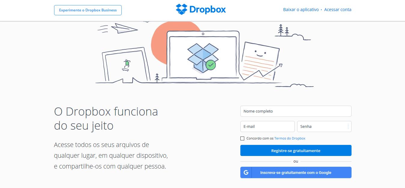 cta dropbox