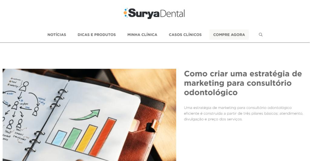 blog da Surya Dental