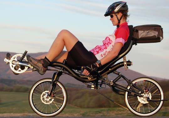 Bicicleta Recumbente
