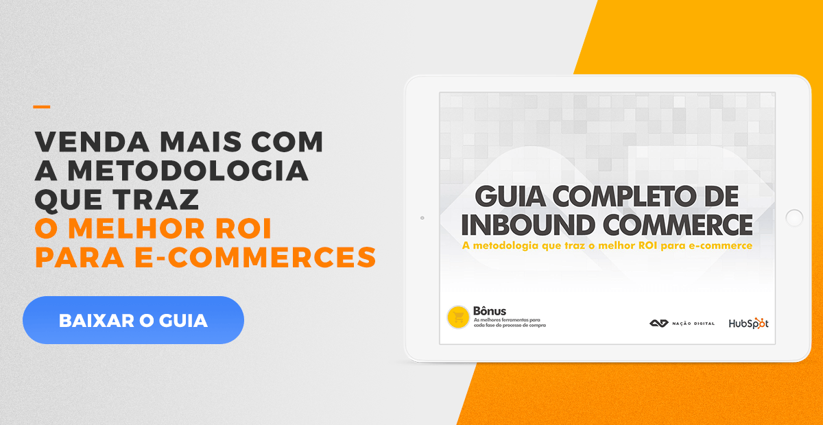 guia de inbound commerce
