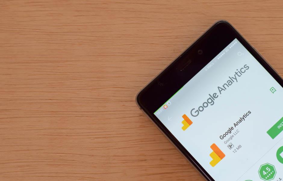 app do google analytics