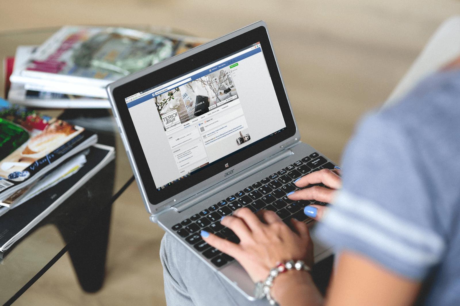 texto publicitário - redes sociais