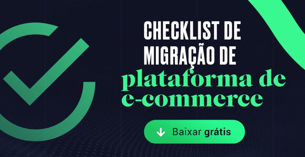 checklist migração