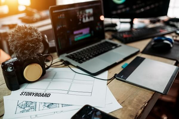 produção de conteúdo no planejamento de e-commerce