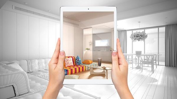 realidade aumentada como fazer em e-commerces de decoração