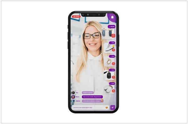 live-commerce-app-4show